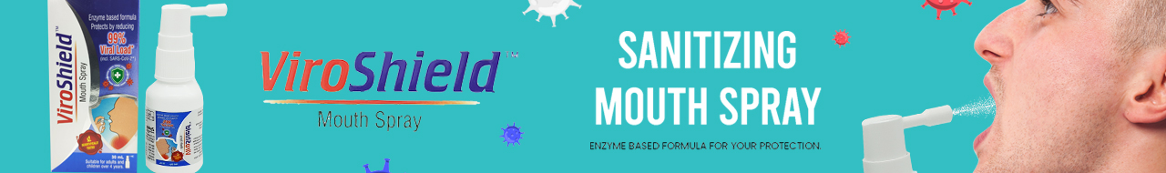 Viroshield Mouth Spray, 30ml