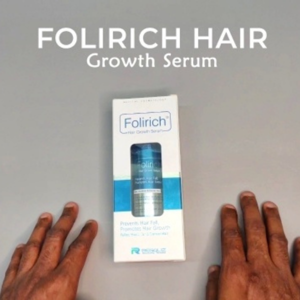 Best Hair Fall Solution   Hair Regrowth   Stop hair fall