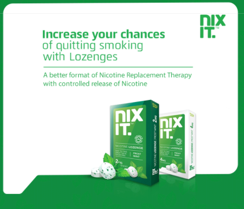 How to quit smoking with Nixit
