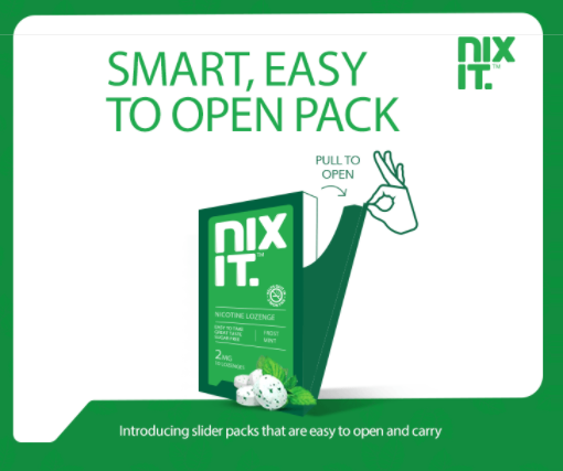 Nixit Anti Smoking Smart Pack