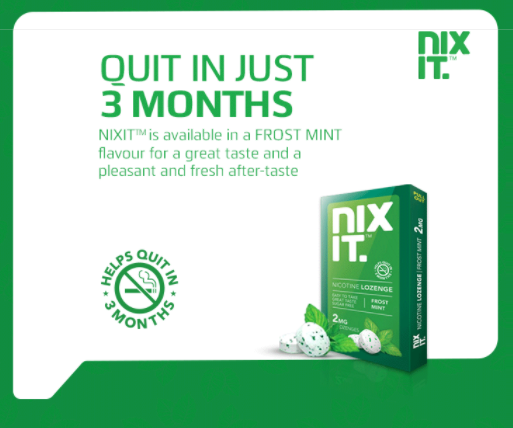 Quit Smoking In 3 Months