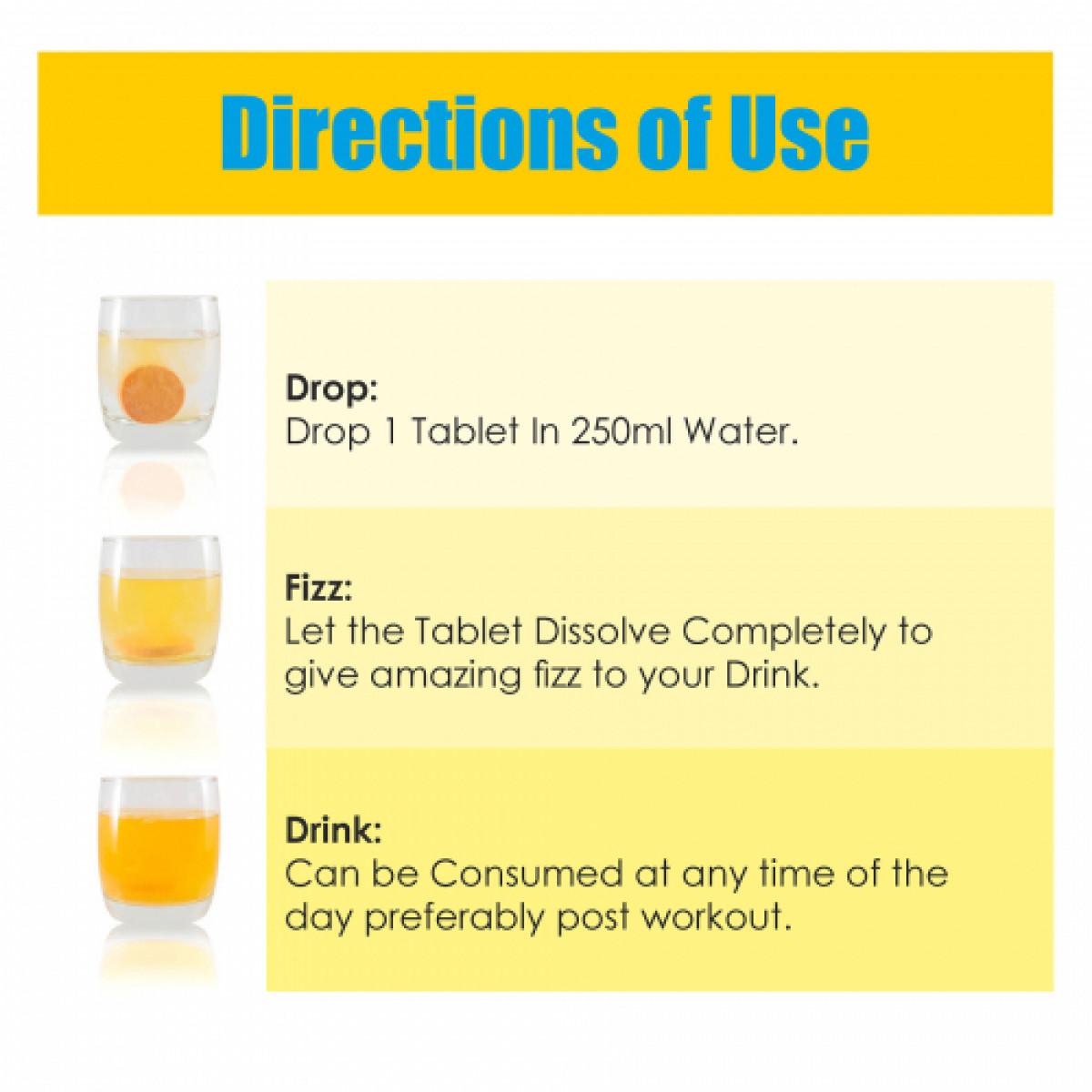 Buy Coral's Corallium Calcium and Vitamin Effervescent 20 Tablets Online : ClickOnCare.com