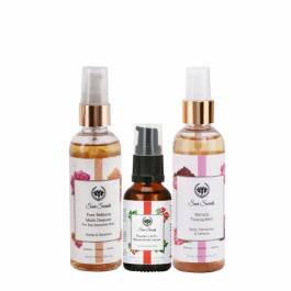 Seer Secrets Glow Booster Face Care Combo