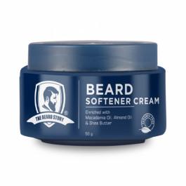 The Beard Story Beard Softner Cream, 50gm