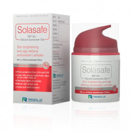 Solasafe SPF 50+ Silicon Sunscreen, 35g