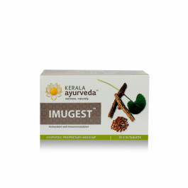 Kerala Ayurveda Imugest, 100 Tablets