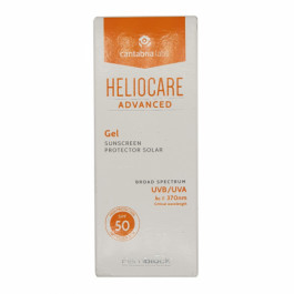 Heliocare Advanced SPF 50 Gel, 50ml
