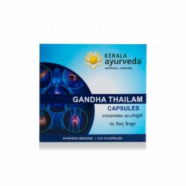 Kerala Ayurveda Gandha Thailam, 100 Capsules