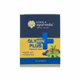 Kerala Ayurveda Glymin Plus, 100 Tablets