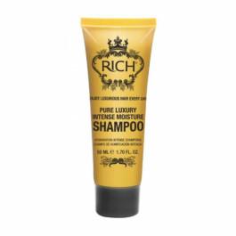 Rich Pure Luxury Intense Moisture Shampoo, 50ml