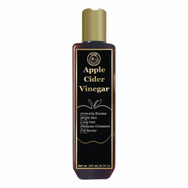 Avnii Organics Apple Cider Vinegar, 200ml