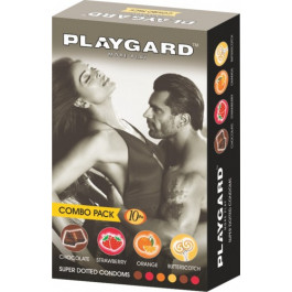 Playgard More Play Superdotted Combo Pack, 10'S