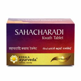Kerala Ayurveda Sahacharadi Kwath, 100 Tablets