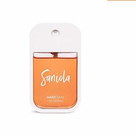 Saniola Passion Fruit Hand Sani, 38ml