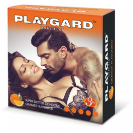 Playgard More Play Superdotted Orange, 3'S
