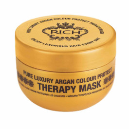 Rich Pure Luxury Argan Colour Protect Therapy Mask, 200ml