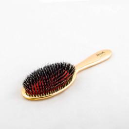 Janeke Golden Classic Hair Brush With Boar Or Nylon Bristles (JK-AUSP22M)