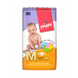 Bella Baby Happy Diapers Medium, 38 Pieces