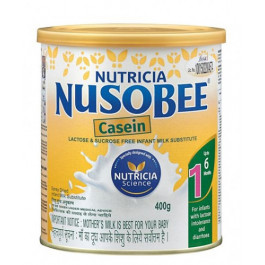 Nusobee Casein 1 Infant Formula Tin, 200gm