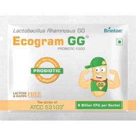 Ecogram GG Probiotic Sachet, 1's