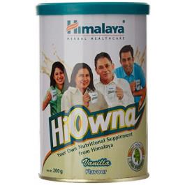 Himalaya Hiowna Vanilla, 200gm