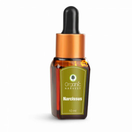 Organic Harvest Narcissus Essential Oil, 10ml
