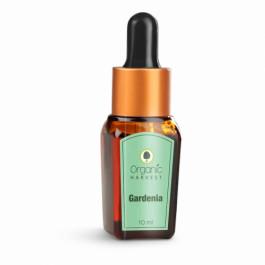 Organic Harvest Gardenia Essential Oil, 10ml