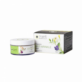 Organic Harvest Anti Wrinkle Mask, 50gm