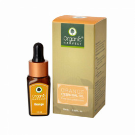 Organic Harvest Orange Essential Oil, 10ml