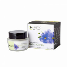 Organic Harvest Daily Nourishing Night Cream, 50gm