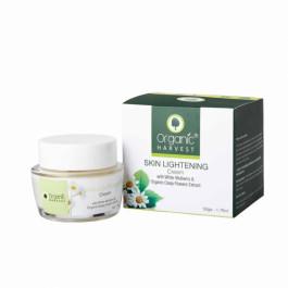 Organic Harvest Skin Cream, 50gm