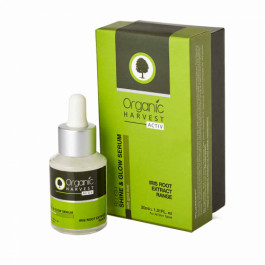 Organic Harvest Activ Range Shine & Glow Serum, 30ml