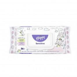 Bella Baby Happy Wet Wipes Sensitive, 56 Pieces