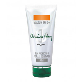 Christine Valmy Valsun SPF 30- Sunscreen, 50ml