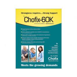 Bionova Chofix 60k Capsules
