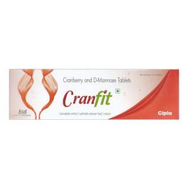 Cranfit, 10 Tablets