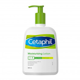 Cetaphil Moisturizing Lotion, 500ml
