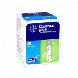 Contour Plus, 25 Test Strips