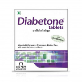 Diabetone, 15 Tablets