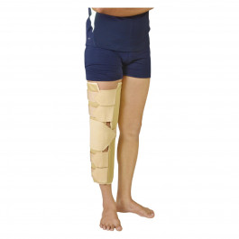 Dyna Hinged Knee Brace Open Patella 41-43 Cms (X-Large)