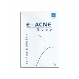 E-Acne Soap, 75gm