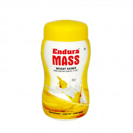 Endura Mass Banana Flavour, 500gm
