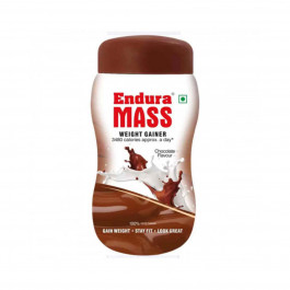 Endura Mass Chocolate Flavour, 500gm
