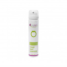everteen Toilet Seat Sanitizer Spray, 90ml