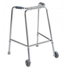 Fast Cure Walker with Wheels (FC 912 L)