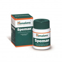 Himalaya Herbal Healthcare Speman, 60 Tablets