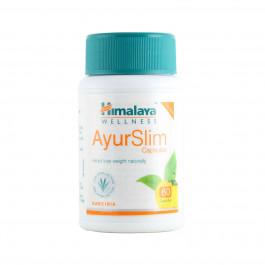 Himalaya Herbals AyurSlim, 60 Capsules
