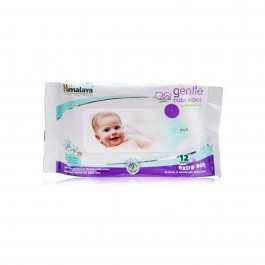 Himalaya Herbals Gentle Baby, 12 Wipes