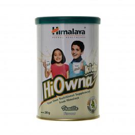 Himalaya HiOwna Kidz Vanilla, 200gm