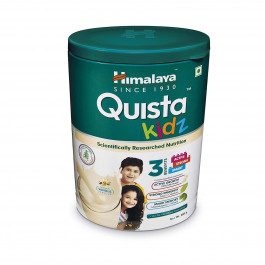 Himalaya Quista Kidz Vanilla Flavour, 200gm